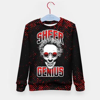 Thumbnail image of Sheer Genius Kid's Sweater, Live Heroes