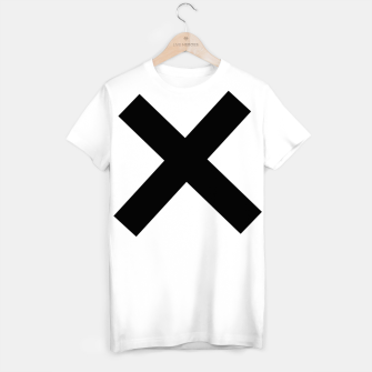 Thumbnail image of X_T-shirt_White, Live Heroes