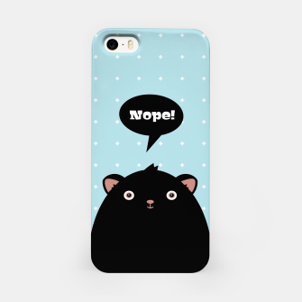 Thumbnail image of Nope monster – iPhone Case, Live Heroes
