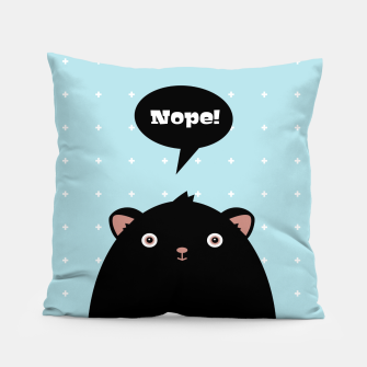 Thumbnail image of Nope monster – Pillow, Live Heroes