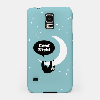 Thumbnail image of Good night sloth – Samsung Case, Live Heroes