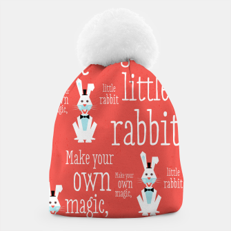 Thumbnail image of Make your own magic, little rabbit –  Beanie, Live Heroes