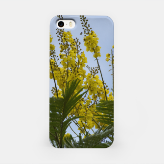 Thumbnail image of Yellow flowers iPhone Case, Live Heroes