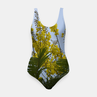 Thumbnail image of Yellow flowers Swimsuit, Live Heroes