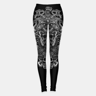 Thumbnail image of Winya No. 129 Leggings, Live Heroes
