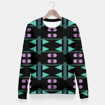 Thumbnail image of Minty Fitted Waist Sweater, Live Heroes