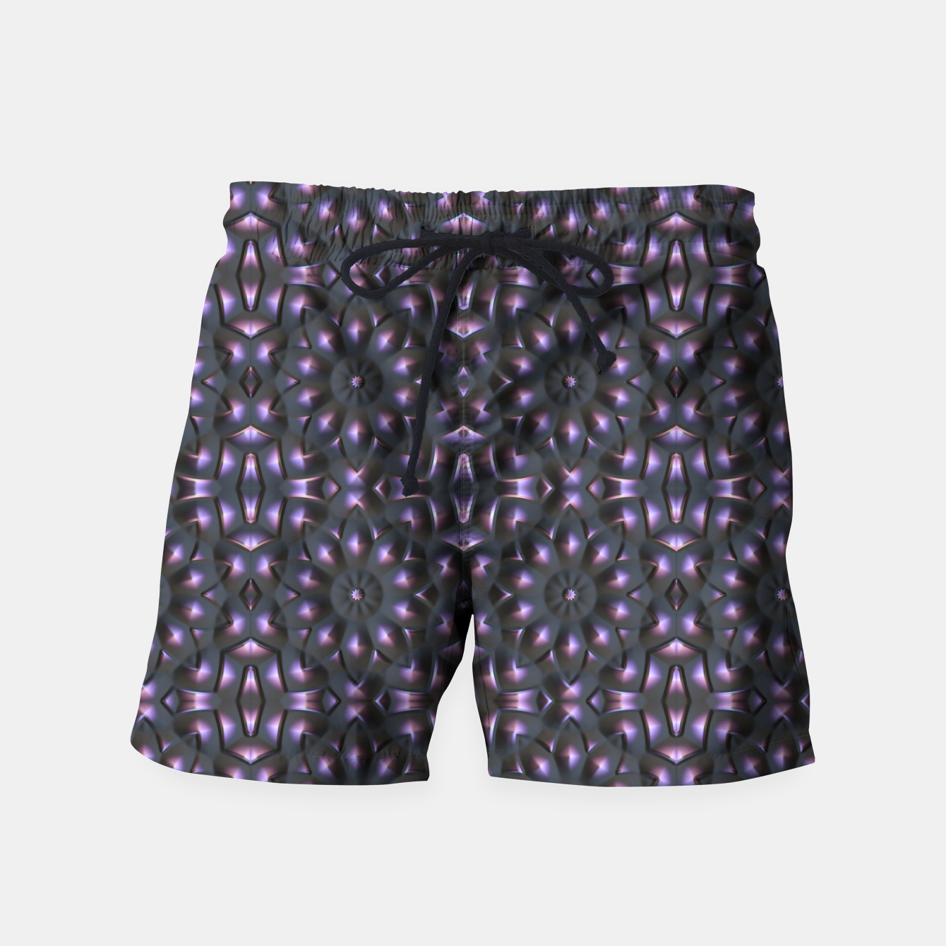 Image of Metal Punch Swim Shorts - Live Heroes