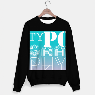 Thumbnail image of TYPOGRAPHY Sweater regular, Live Heroes