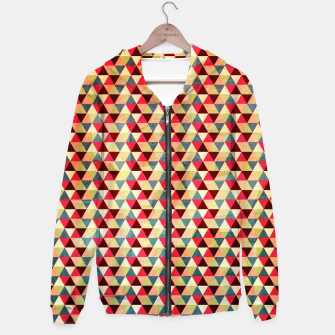 Triangle Pattern –  Hoodie thumbnail image