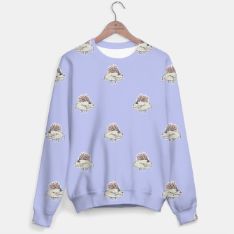 Thumbnail image of Monster Rats Hand Draw Illustration Pattern Sweater, Live Heroes