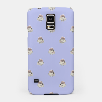 Thumbnail image of Monster Rats Hand Draw Illustration Pattern Samsung Case, Live Heroes