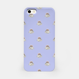 Thumbnail image of Monster Rats Hand Draw Illustration Pattern iPhone Case, Live Heroes