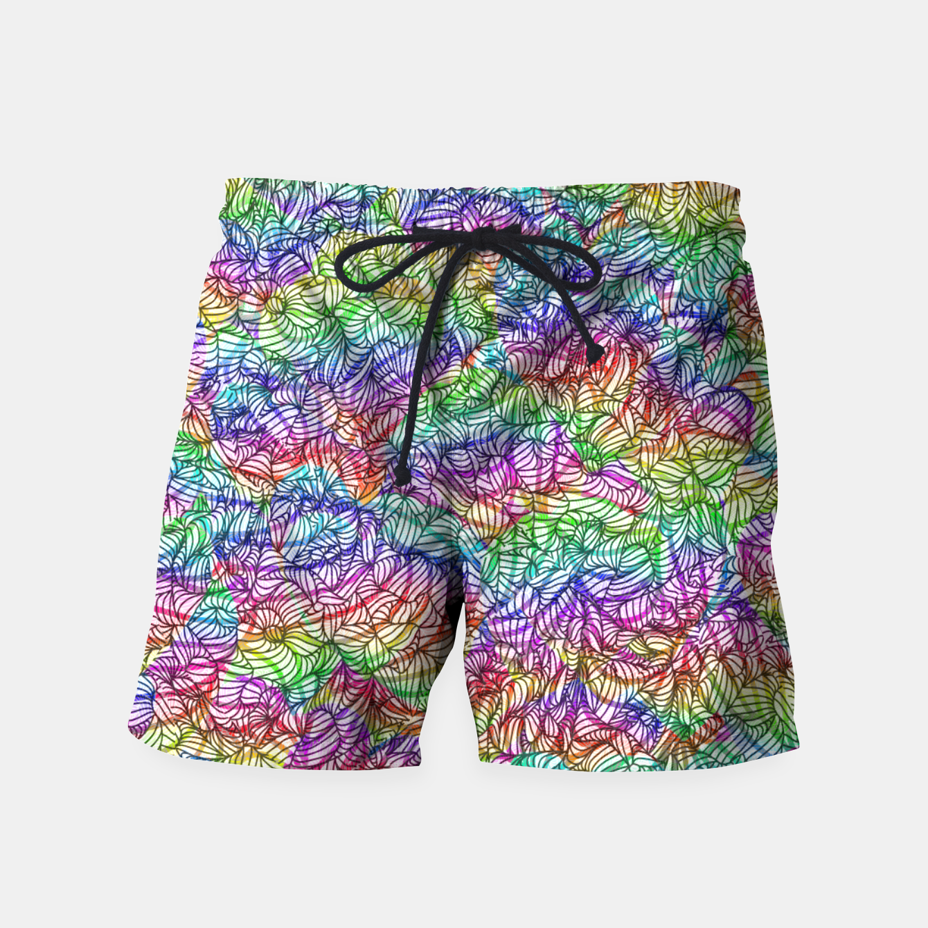 Image of het Swim Shorts - Live Heroes