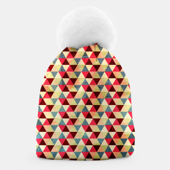 Triangle Pattern –  Beanie thumbnail image