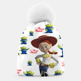 Thumbnail image of pizza planet toy story alien Beanie, Live Heroes