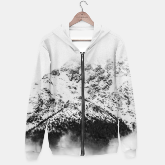 Imagen en miniatura de Misty eye of the mountains Hoodie, Live Heroes