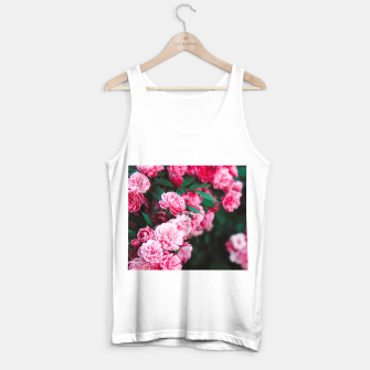 Miniatur Flowers grow out of dark moments Tank Top regular, Live Heroes