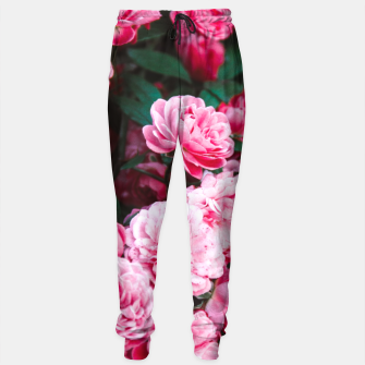 Miniatur Flowers grow out of dark moments Sweatpants, Live Heroes