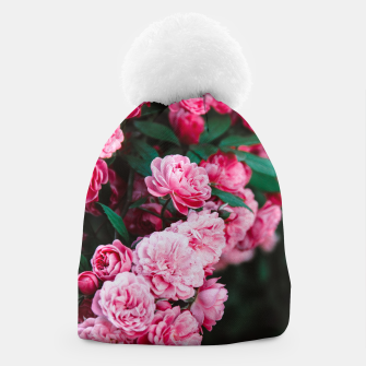 Miniatur Flowers grow out of dark moments Beanie, Live Heroes