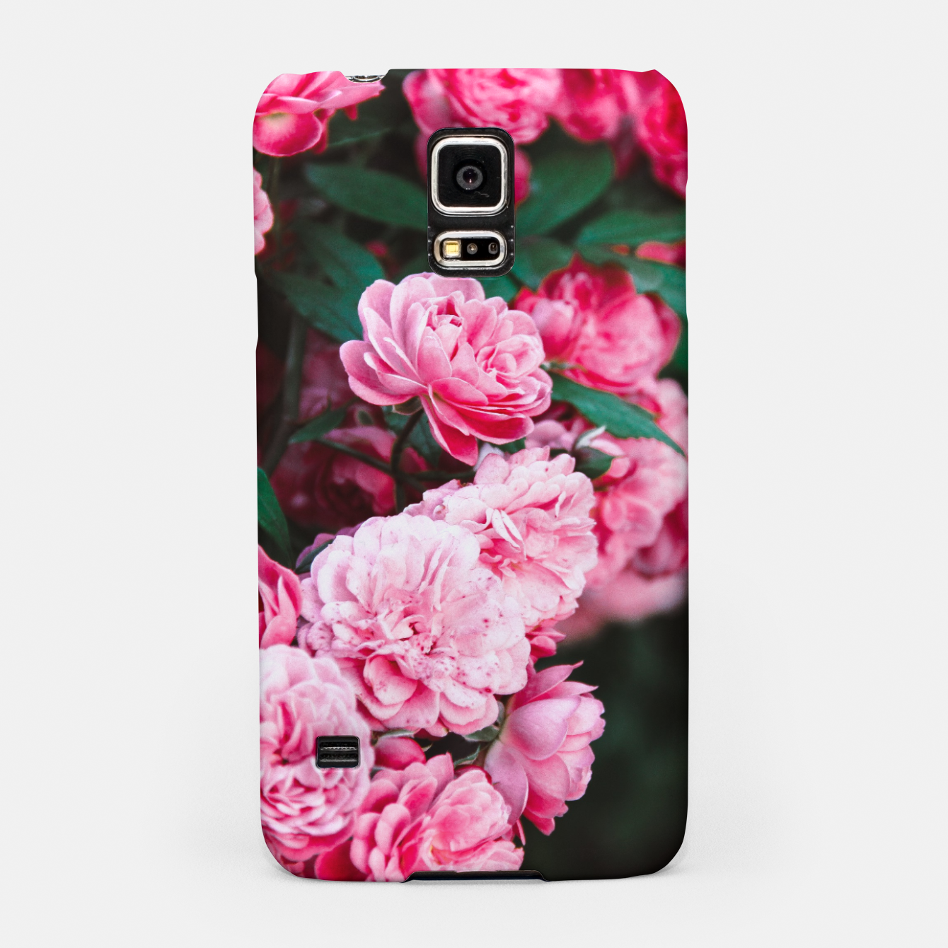 Foto Flowers grow out of dark moments Samsung Case - Live Heroes