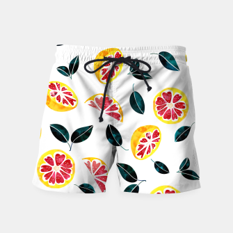 Thumbnail image of Fruit Crush Swim Shorts, Live Heroes