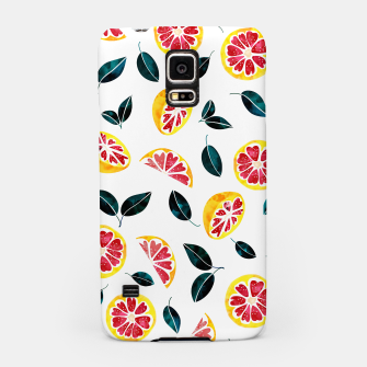 Thumbnail image of Fruit Crush Samsung Case, Live Heroes
