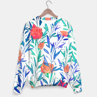 Thumbnail image of Vibrant Floral Sweater, Live Heroes