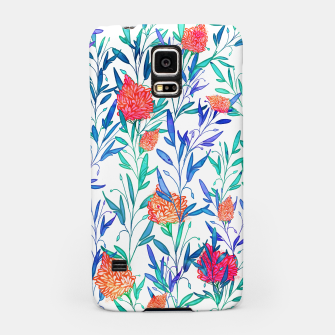 Thumbnail image of Vibrant Floral Samsung Case, Live Heroes
