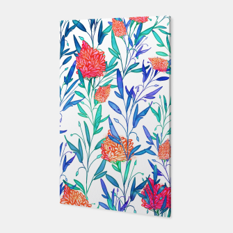 Thumbnail image of Vibrant Floral Canvas, Live Heroes