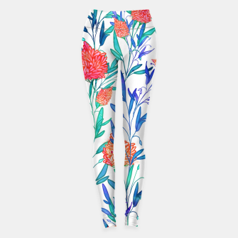 Thumbnail image of Vibrant Floral Leggings, Live Heroes