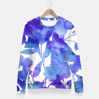 Thumbnail image of Romance Fitted Waist Sweater, Live Heroes