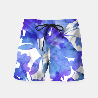 Thumbnail image of Romance Swim Shorts, Live Heroes