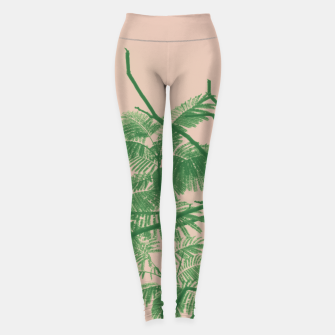 Miniaturka Branches and leaves 2 Leggings, Live Heroes