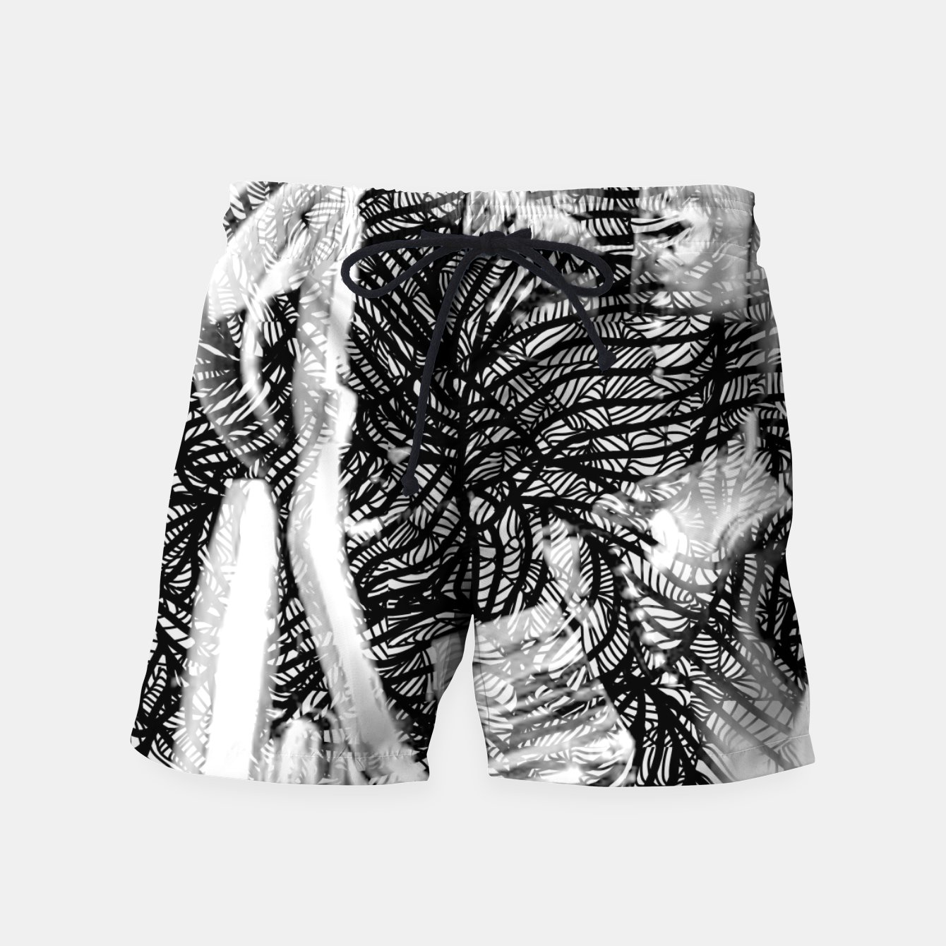 Image of ml Swim Shorts - Live Heroes