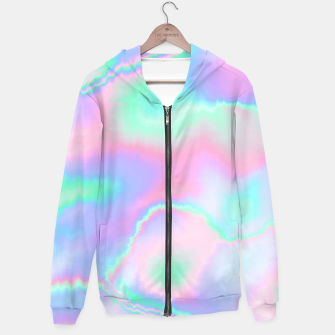 Thumbnail image of Holograph Hoodie, Live Heroes