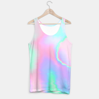 Thumbnail image of Holograph Tank Top, Live Heroes