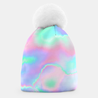 Thumbnail image of Holograph Beanie, Live Heroes