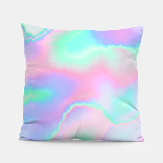 Thumbnail image of Holograph Pillow, Live Heroes