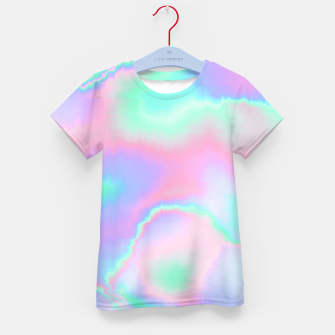 Thumbnail image of Holograph Kid's T-shirt, Live Heroes