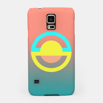 Thumbnail image of geometry is simple Samsung Case, Live Heroes