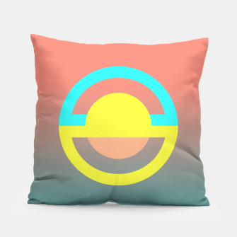Thumbnail image of geometry is simple Pillow, Live Heroes