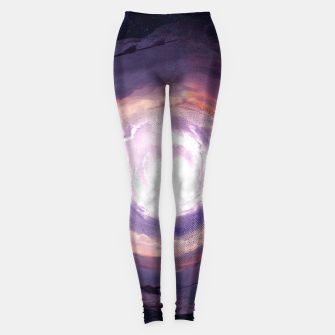 Thumbnail image of Sky Cloud Leggings, Live Heroes