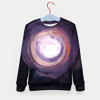 Sky Cloud Kid's Sweater thumbnail image