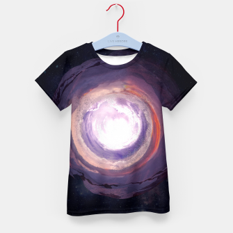 Thumbnail image of Sky Cloud Kid's T-shirt, Live Heroes