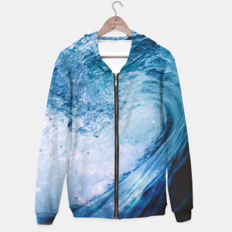 Thumbnail image of Fallen Waves Hoodie, Live Heroes