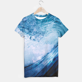Thumbnail image of Fallen Waves T-shirt, Live Heroes