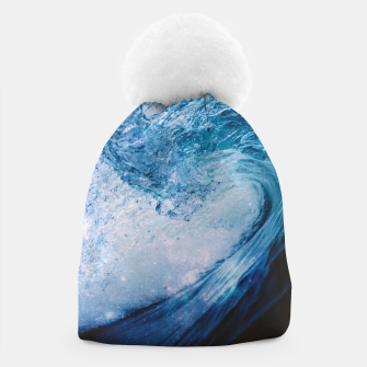 Thumbnail image of Fallen Waves Beanie, Live Heroes