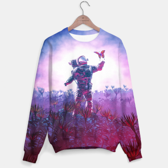 Thumbnail image of The Field Trip Sweater, Live Heroes