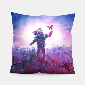 Thumbnail image of The Field Trip Pillow, Live Heroes