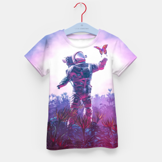 Thumbnail image of The Field Trip Kid's T-shirt, Live Heroes